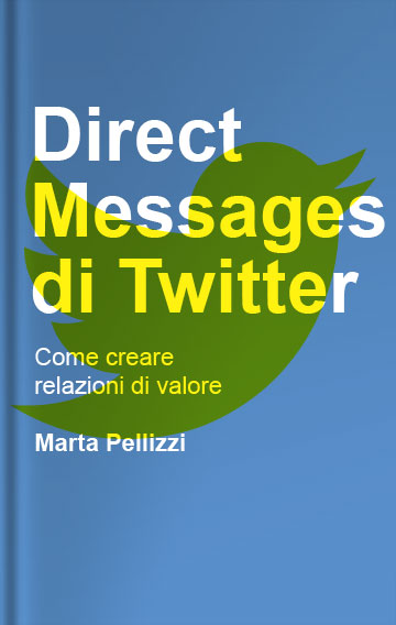 DM di Twitter - cover piccola