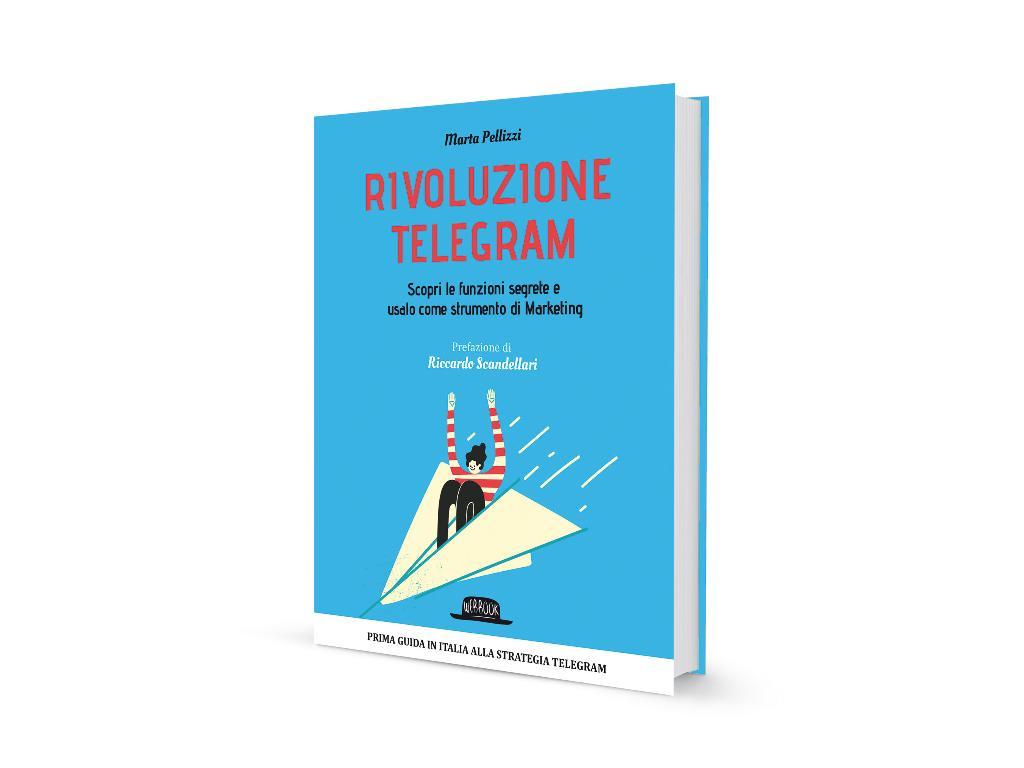 rivoluzione telegram libro marta pellizzi