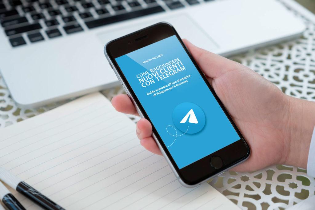 Raggiungi nuovi clienti con Telegram